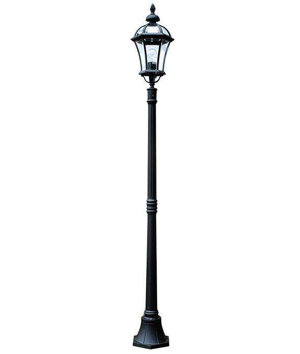 Cheltenham Cast Pedestal Lantern Light Black: 7 Best Traditional Garden Lighting Images On Pinterest