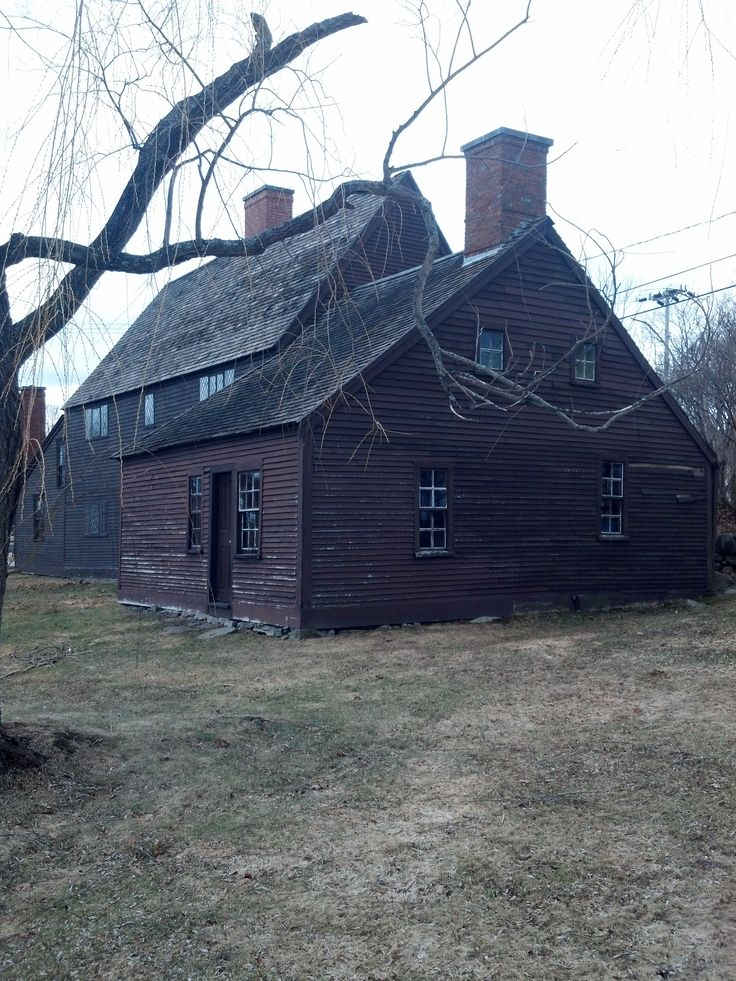 363 best early homes images on Pinterest Saltbox houses