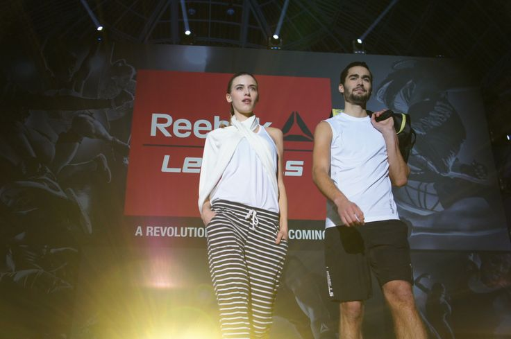 Collection Reebok et Les Mills by Reebok
