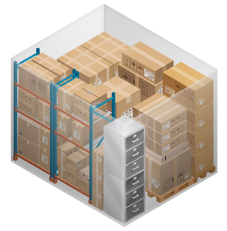 View Business Storage Units in 3D