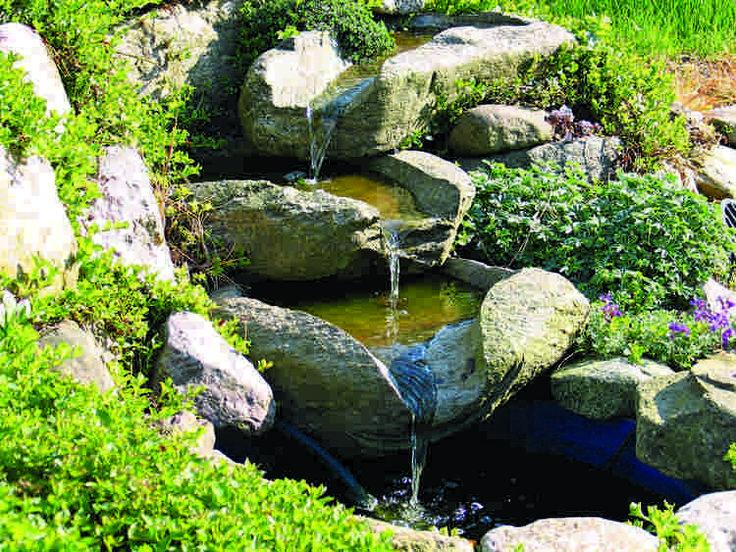 10 meilleures id es propos de cascade bassin sur pinterest cascade de la piscine cascade de - Idee amenagement bassin de jardin la rochelle ...