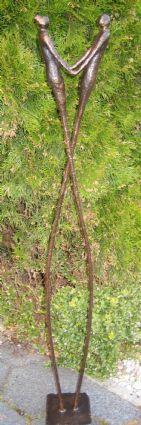 Paar met lange benen Suuz 115 cm hoog EUR 260
