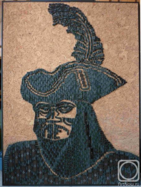 Mosaic. Казанова