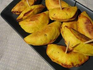 Tapas : Empanadillas, petits chaussons thon tomate!