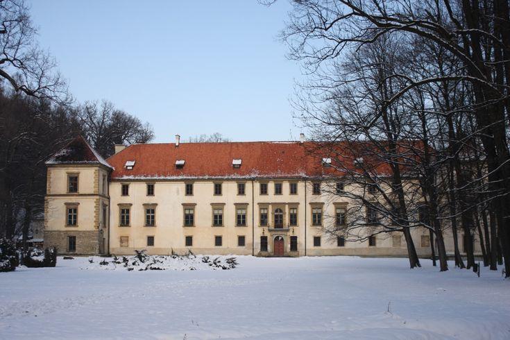 zamek w Suchej Beskidzkiej #Sucha #Beskidzka #zamek #Tarnowskich #Polska #małopolskie #powiat #suski #Beskidy #Poland #mały #Wawel