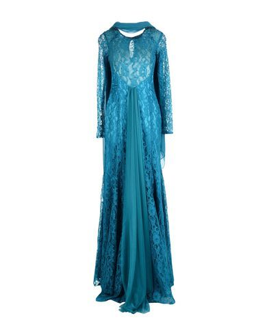 purchase cheap 73a3c b10d2 MUSANI COUTURE Women's Long dress Turquoise 6 US | Products ...