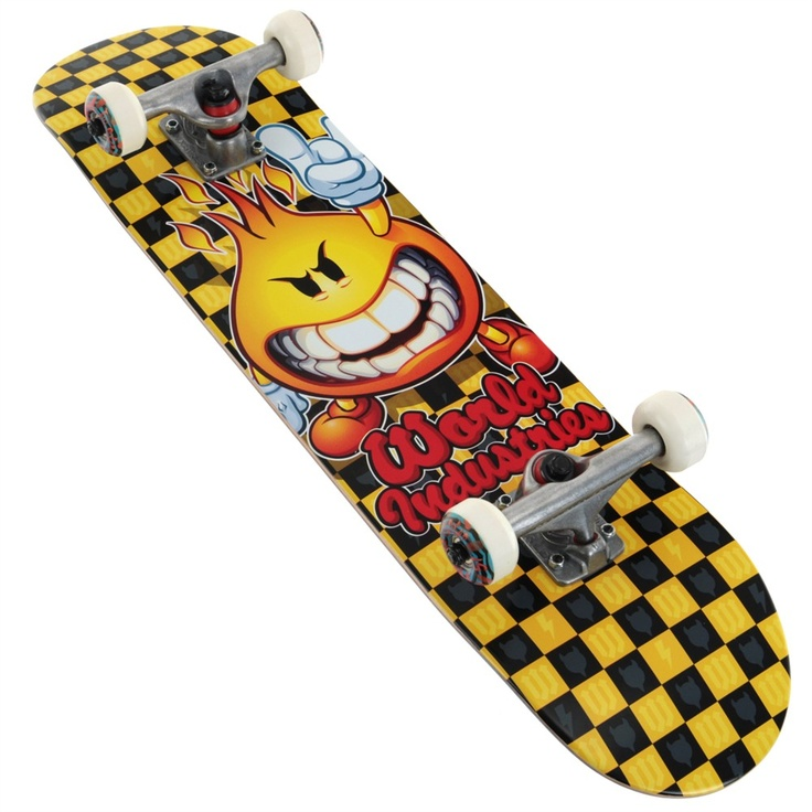 World Industries Skateboards