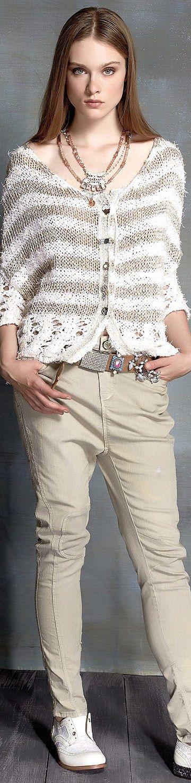 ☔️ Elisa Cavaletti Spring 2016 women fashion outfit clothing style apparel @roressclothes closet ideas