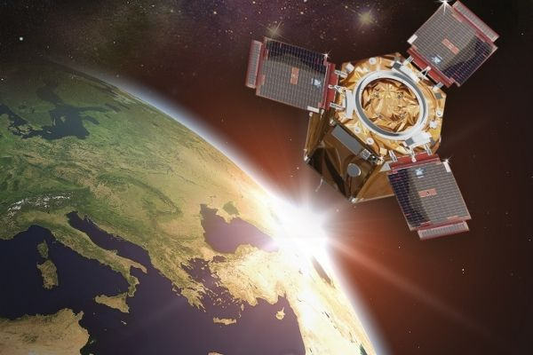 Gokturk-2 First High Resolution Remote Sensing earth observation satellite.