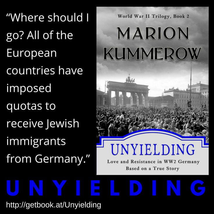 """Where should I go? All of the European countries have imposed quotas to receive Jewish immigrants from Germany."""