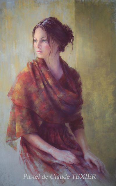 ARTIST:  Claude Texier ~ (Girault 300 Pastels)