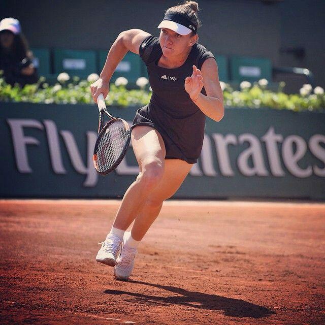 Simona Halep  Roland Garros 2015