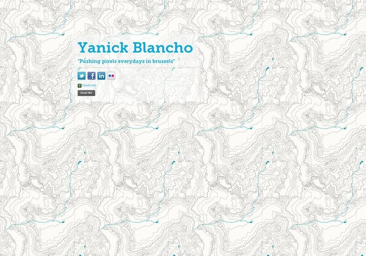 Yanick Blancho's page on about.me – http://about.me/mynameisyanick