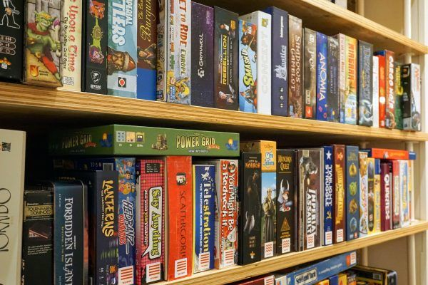 Board Game Cafes - indoor things to do in Calgary. Boxcar (website below), Pips and Hexagon.