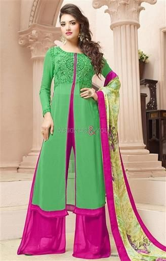 Likeable Green Embroidered Georgette Indo Western Dress For Ladies   #DesignerDresses #DesignerDressesDesigns #DesignerDressesDesigns #DesignerDressesOnline #DesignerDressesPrice #DesignerDress #DesignersAndYou #BesautifulDresses #BeautifulDesignerDresses #TrendyDesignerDresses #FashionableDresses #DesignerDressesPatterns #DesignerDressesForGirls #DesignerDressesOnline #DesignerDressForGirl