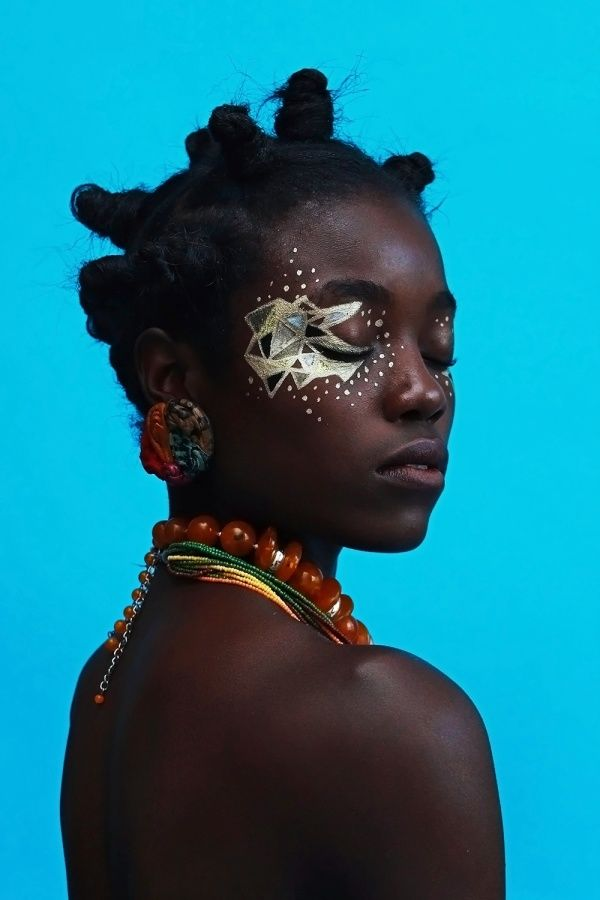 "Photographer invokes spirits of the Yoruba orishas in ""Ode to Oya"" photo series - AFROPUNK"