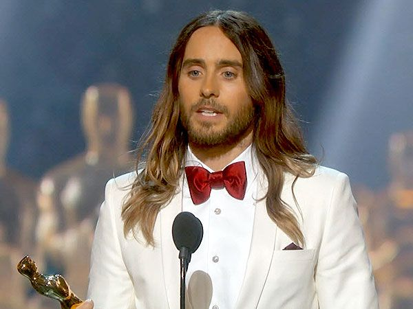 Oscars 2014: Jared Leto Wins Best Supporting Actor