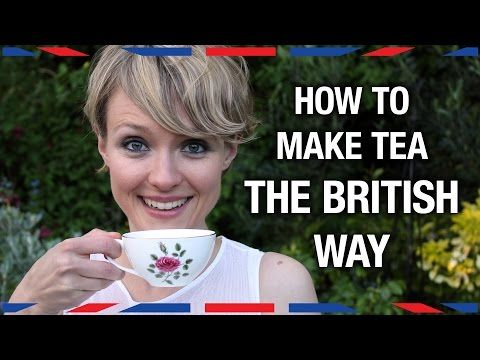5 Ways The Brits Make Tea That We Should Adopt, Too-thanks to my English friend Chris, this American knows how to brew a proper cup of tea!