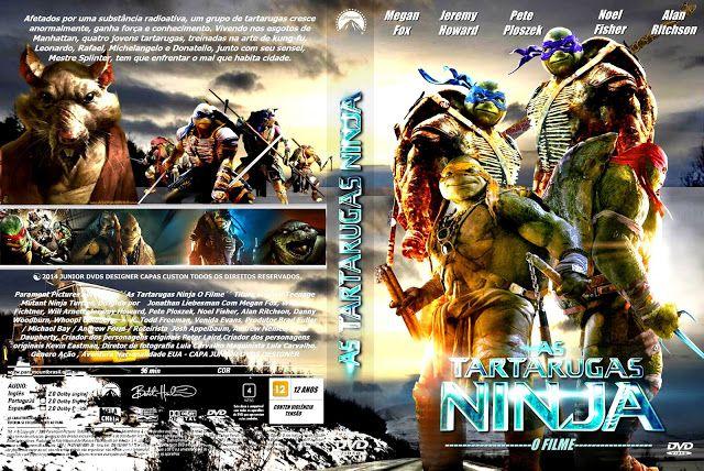 As Tartarugas Ninjas 2014 Em Dvd R Black39 Acervo Com