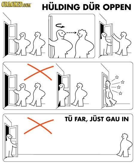 Ikea instructions for life