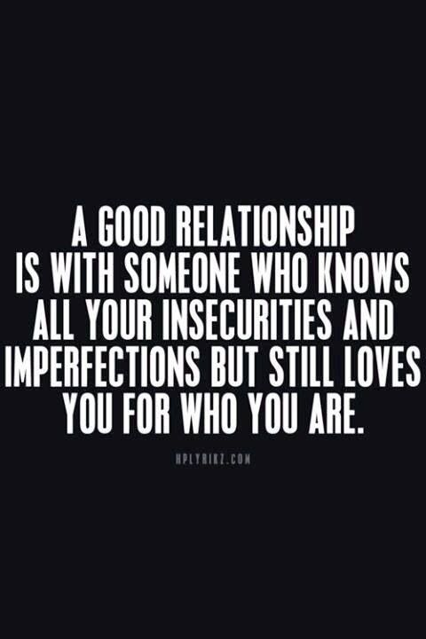 insecure relationship quotes