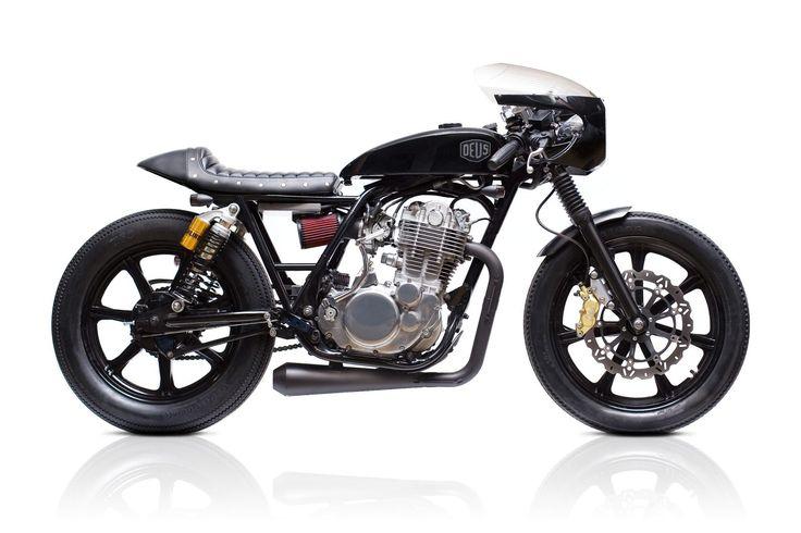 James May's Yamaha SR400