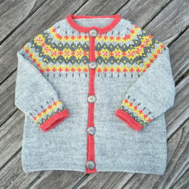 42 best fair isle knitting images on Pinterest | Baby knits ...