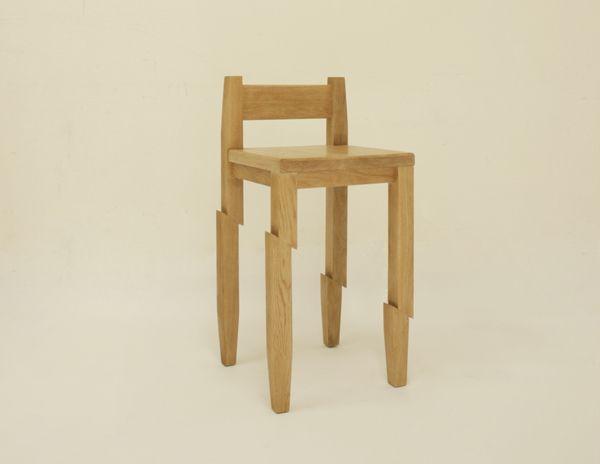 Samurai Chair by Seo Young Moon