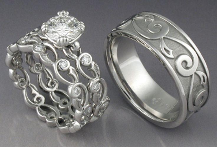 Unique Wedding Rings Sets