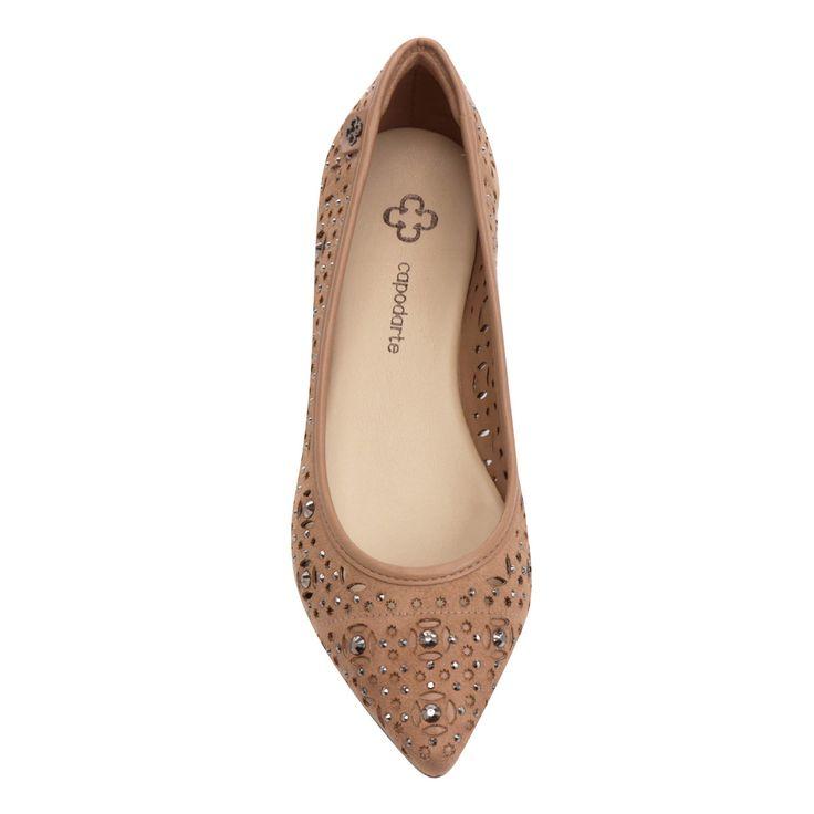 Compre Sapatilha Capodarte Laser Hot Fix Feminina Nude na Zattini a nova loja de moda online da Netshoes. Encontre Sapatos, Sandálias, Bolsas e Acessórios. Clique e Confira!