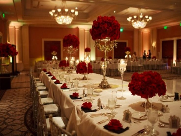 Image For Christmas Wedding Decorations Reception