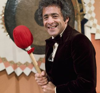 """Chuck Barris (June 3, 1929 - March 21, 2017) was an American game show creator, producer, & host. He was best known for hosting The Gong Show, & creating The Dating Game & The Newlywed Game. He was also a songwriter, who wrote the hit """"Palisades Park"""" for Freddy Cannon & the author of Confessions of a Dangerous Mind, his autobiography, which became a film directed by George Clooney. Barris died on March 21, 2017 of natural causes at his home in Palisades, New York at the age of 87."""