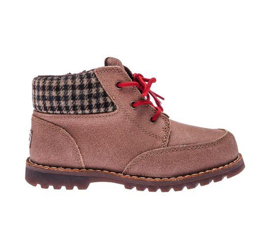 Βρεφικά παπούτσια Ugg Australia καφέ-μπεζ
