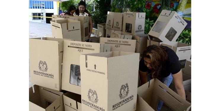 La Costa lista para votar - El Heraldo (Colombia)