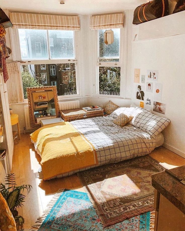 Bohemian Style Ideas For Bedroom Decor School Bedroom Bohemian Decor Aesthetic Bedroom Small Bedroom Decor Aesthetic Room Decor