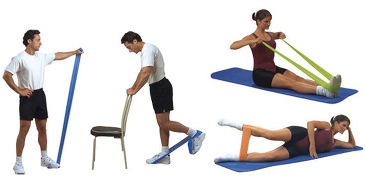 La técnica de las bandas elásticas. | fisioterapiapasion