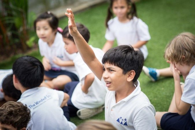 Private education singapore give your child a chance to develop and learn in a friendly environment, with nice people around.  #singapore #private #school #winsedt #learning