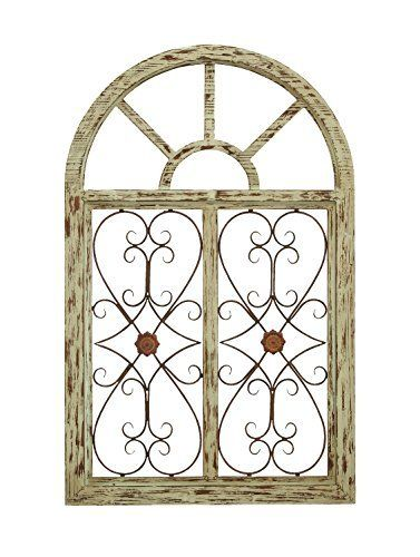Metal Gate Wall Decor 11 best wood gate wall decor images on pinterest | metal walls