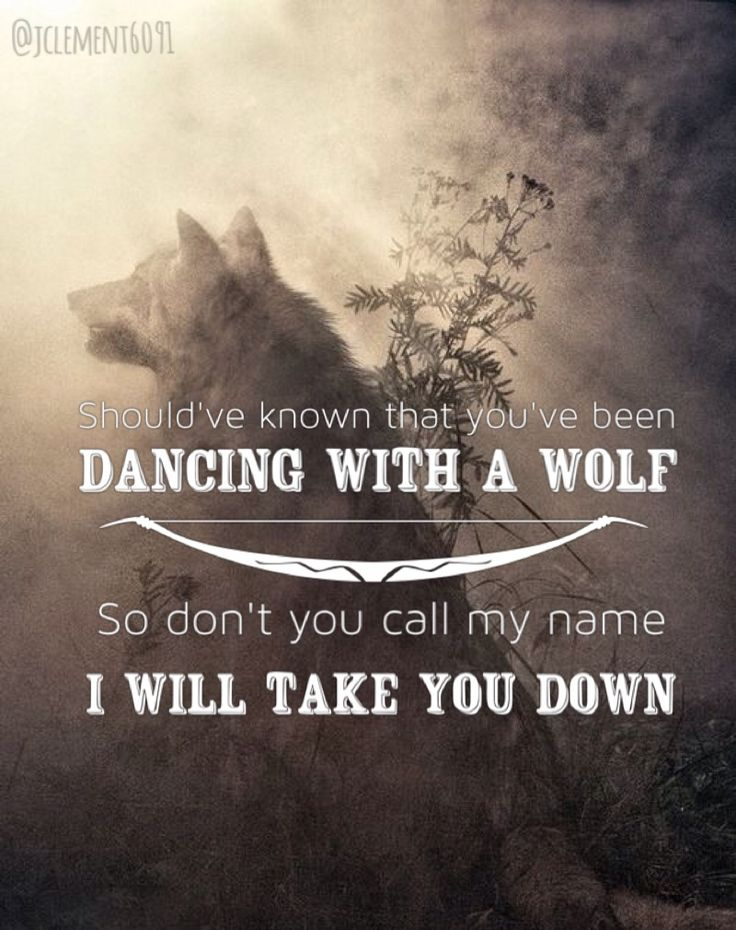 Dancing With a Wolf - All Time Low - YouTube