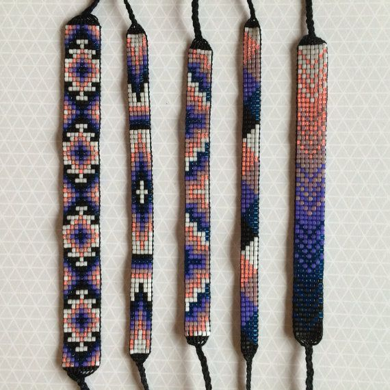 Bead Loom Friendship Bracelets