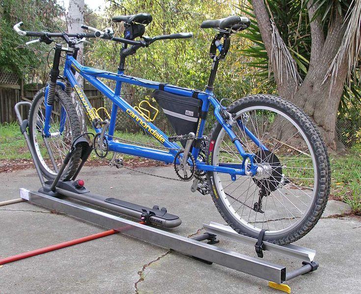 Make Tandem Bike Rack Adapter Roof Racks For Mountain