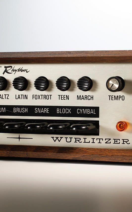 Wurlitzer Electronic Swingin Rhythm #electronicmusic #