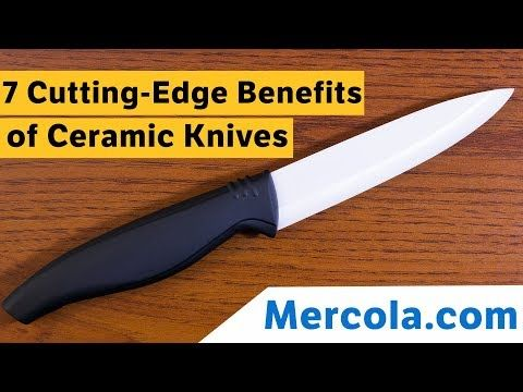 Ceramic Knives | Non-Stick Ceramic Knife Set