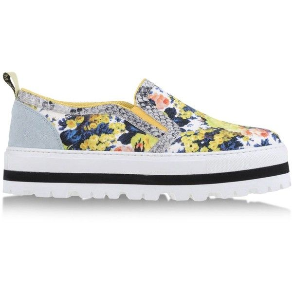 2017 New Style Womens Msgm Platform Slip On Sneakers Wholesale