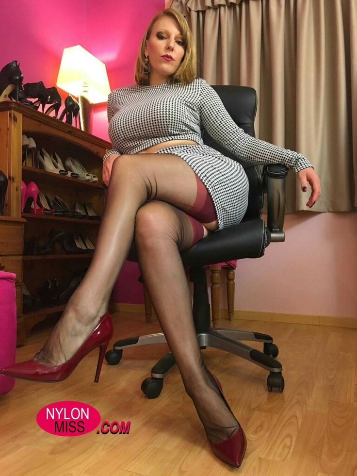 Stockings and pantyhose porn movies love have
