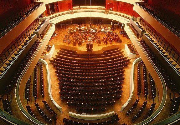 Sibelius Hall, Congress Concert Centre, Lahti