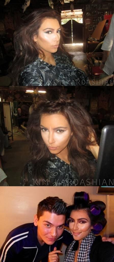 kim-kardashian-claro-escuro