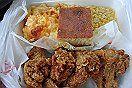 Biggest Menu - Sweetie Pies At the Mangrove - St Louis, MO - Fried Chicken, Mac n' Cheese, Sweet Corn, Cornbread