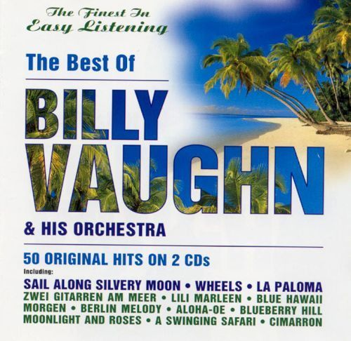 Very Best of Billy Vaughn [CD]