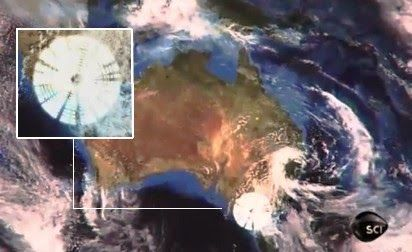 Tanker Enemy - STOP CHEMTRAILS!: Onde scalari in Australia